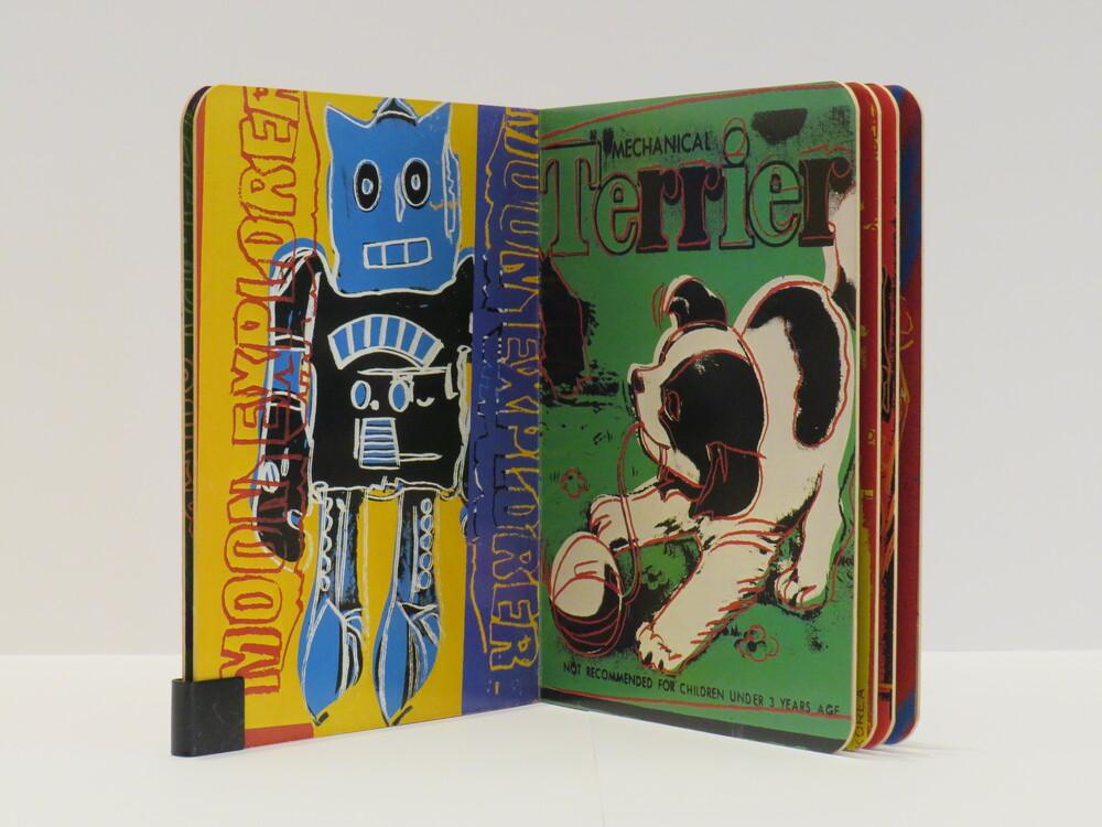 ANDY WARHOL. Andy Warhol's Children's Book.